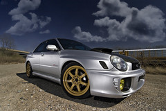 re edit (dkfx photography) Tags: subaru volks wrx sti volk gramlights volkwheels dkfx dkfxphotography