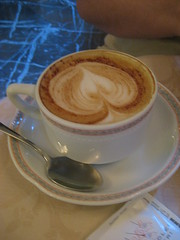 "Another perfect Cappuccino • <a style=""font-size:0.8em;"" href=""http://www.flickr.com/photos/36178200@N05/3386766038/"" target=""_blank"">View on Flickr</a>"