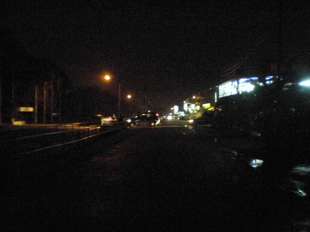 earth hour 2009: my view
