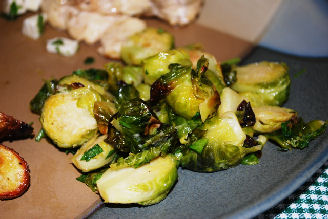 brussels sprouts small