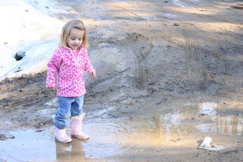 Mud! Mud! I love Mud!
