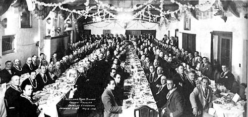 Masquers Club 1932