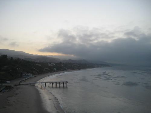 Malibu morning