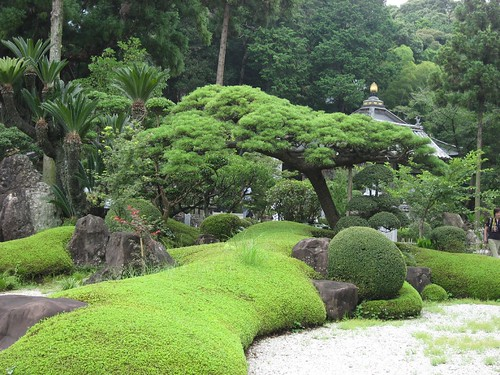 Japanese garden(極楽寺)