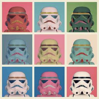Warhol Troopers