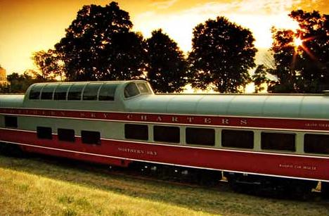 Train Chartering - Private Rail Car Northern Sky (USA)