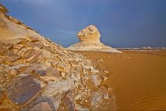 (662) (avalon20_(mac)) Tags: africa travel blue sky sahara nature geotagged sand desert egypt 500 misr eos40d schulzaktivreisen