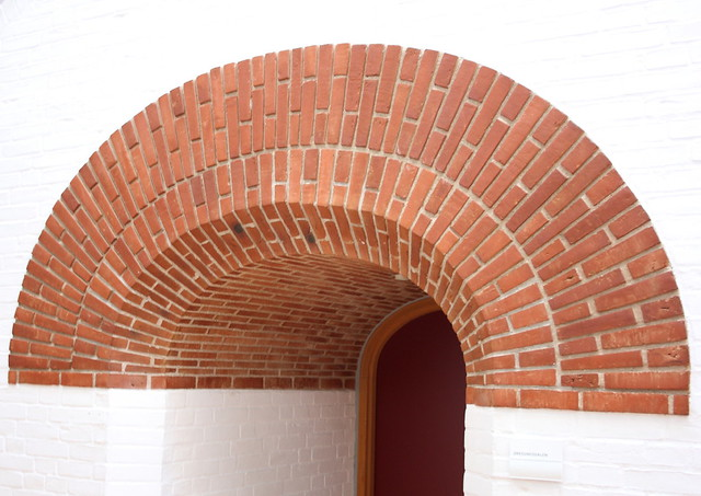 Semicircle arc decorations