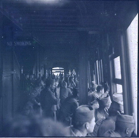 WWII PIcs - going home