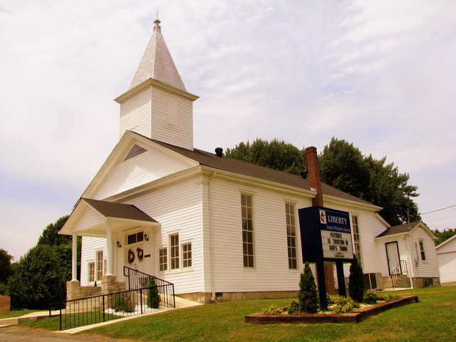 Liberty Methodist Church