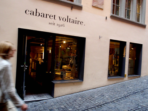 Cabaret Voltaire by Daquella manera, on Flickr