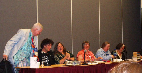 The Life and Work of John M. Ford Panel at WorldCon 2009