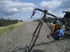 Break on Alaska Highway