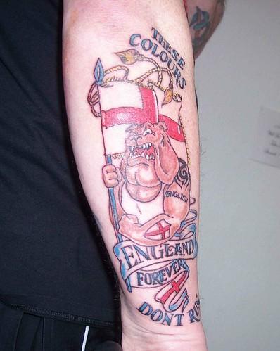 British Bulldog by Classic Ink Tattoo Studio
