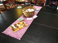 Twill Tofutsies Table Runner