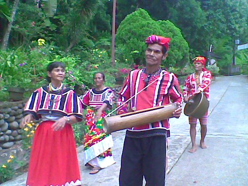 Malasag Ethnic Performers