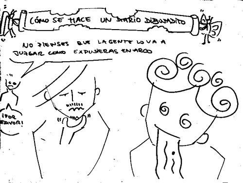 cómo se hace un diario dibujadito 11