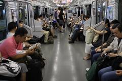 Yamanote - Line (Claudio ) Tags: japan canon tokyo metro shibuya  trem densha yamanoteline japao 40d