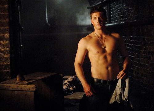 dean shirtless by you.
