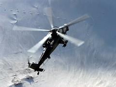 [フリー画像] [航空機/飛行機] [軍用ヘリ] [ヘリコプター] [A129 マングスタ] [A129 Mangusta]      [フリー素材]