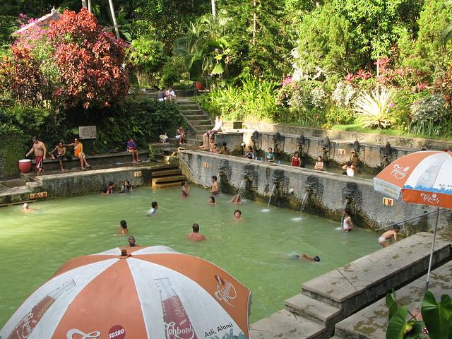 Lovina Hot Spring Bali