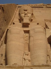 20 metros de altura (versae) Tags: egypt egipto مصر abusimbel أبوسمبل أبوسنبل