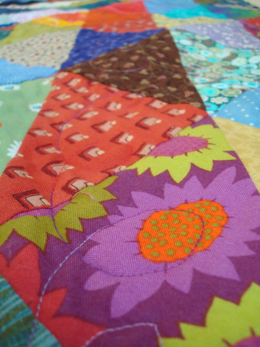 SFQ quilted close