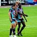 Lionel Beauxis et Djibril Camara, Stade Français vs Montpellier