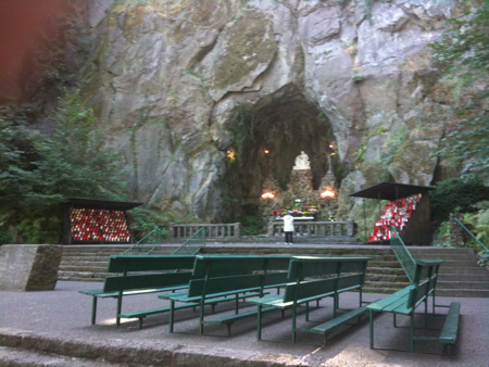 The Grotto in Portland