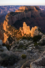 Cape Royal Sunrise (James Marvin Phelps) Tags: red arizona southwest sunrise photography rocks desert north grand canyon rim jmp grandcanyonnationalpark caperoyal northrimgrandcanyonnationalpark mandj98 jmpphotography jmaesmarvinphelps