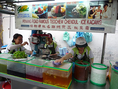 Penang Aug 09 - 25 Penang Road cendol