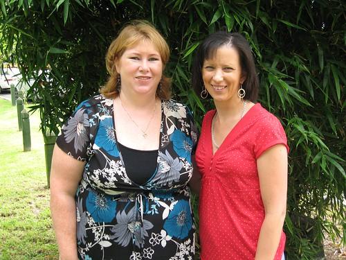 Libby & Leanne 2007