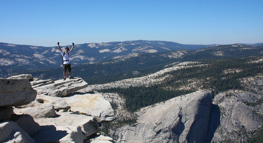 Top of Half Dome!