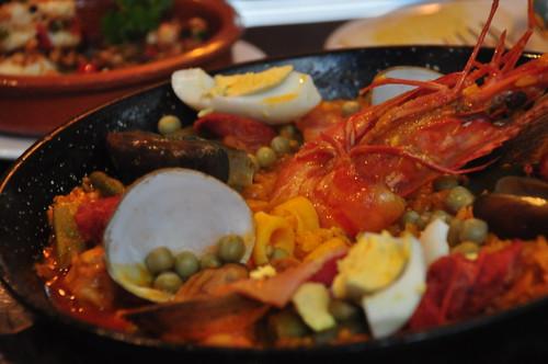 best paella boracay