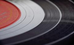 nostalgic (ssj_george) Tags: leica old macro lines closeup vintage lumix close vinyl pickup 150 panasonic round lp record nostalgic 1001nights dcr focusing raynox fz28 thesoulofjamesbrown ssjgeorge