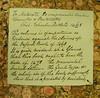 Bibliographical note in Mataratius, Franciscus: De componendis versibus hexametro et pentametro