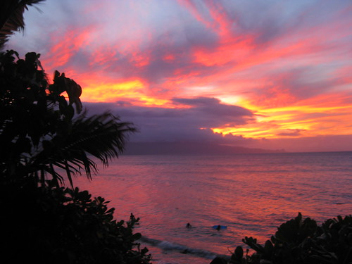 Sunset 9/6/09