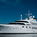 """Triumphant Lady"" - Judge Judy's (from Court TV) Motor Yacht"