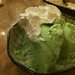 green tea icecream