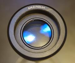 M42/Nikon adapter