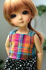 new girl (Fu) Tags: green doll coco limited norah tanned lati latidolll