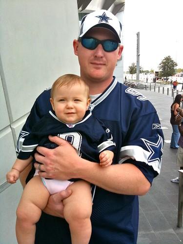 @ Cowboys Stadium