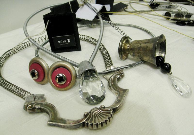 Plan B scrap metal jewelry 3