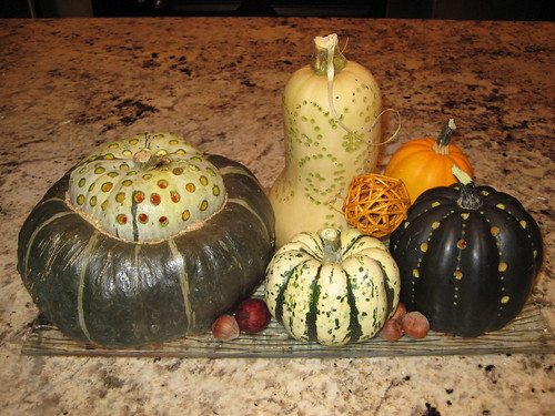 Fall Centerpieces 09 ......5