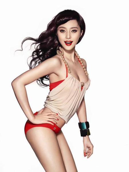 Fan Bingbing' Beautiful Photoshoot - beautiful girls