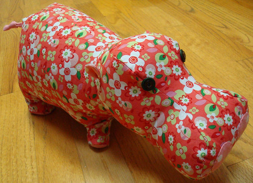 Sadie hippo 1