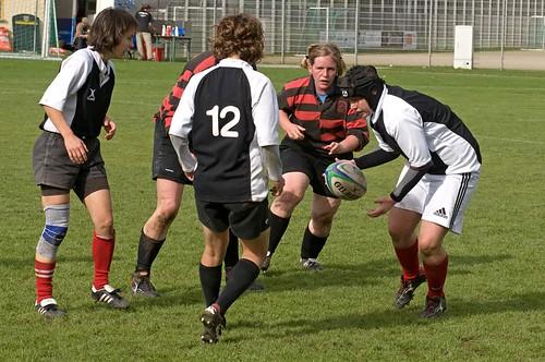 FrauenRugby RL TSV Leipzig Wahren vs.RK03 Berlin