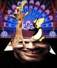 Jack Lord's Dream (Jack Lord) Tags: hat fruit dream carmenmiranda tribute olympics chrismartin 2016 jacklord uberalles