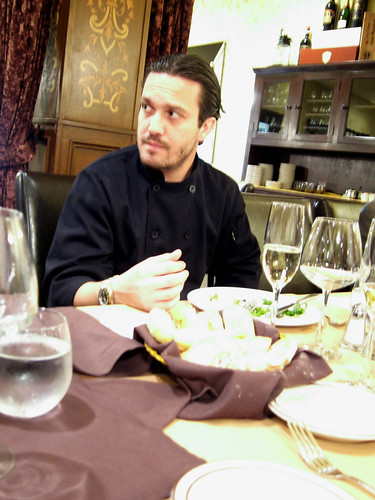 Media Lunch at Firenze Osteria with Top Chef Fabio Viviani
