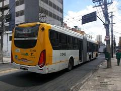 VIP Unidade Imperador 3 3462 - Caio Millennium BRT MBB 0-500UA.. (Alves Enthusiastic) Tags: vip mbb o500ua vipimperador bluetec5 caiomillenniumbrt